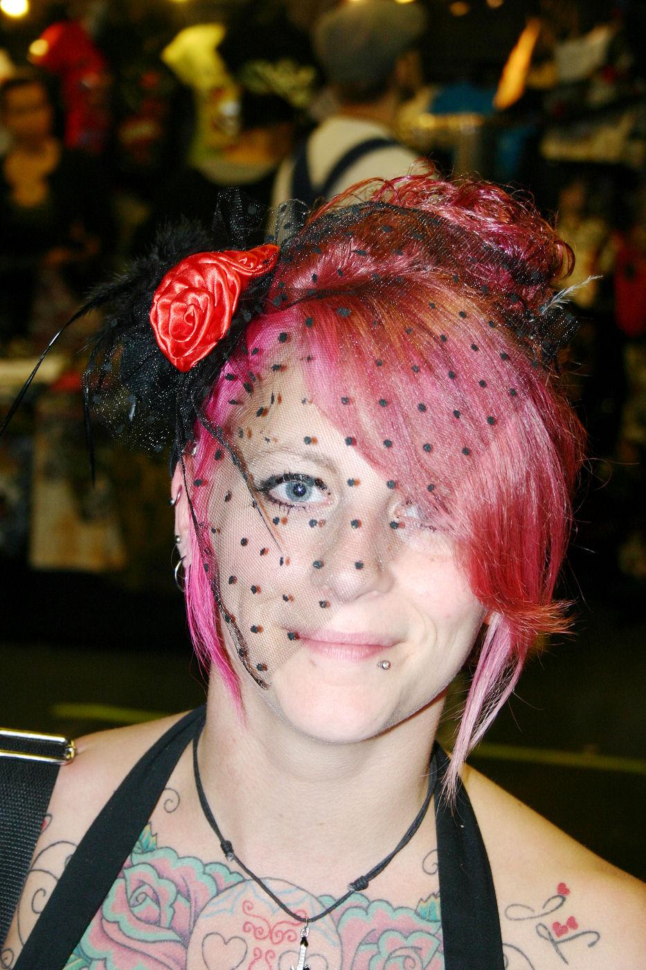 London Tattoo Convention 2010
