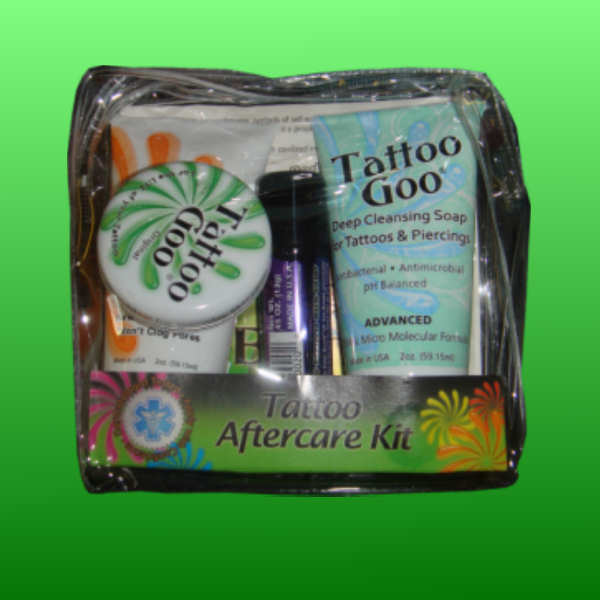 ... colour guard stick one 2 oz tattoo goo lotion one 2 oz tattoo goo soap